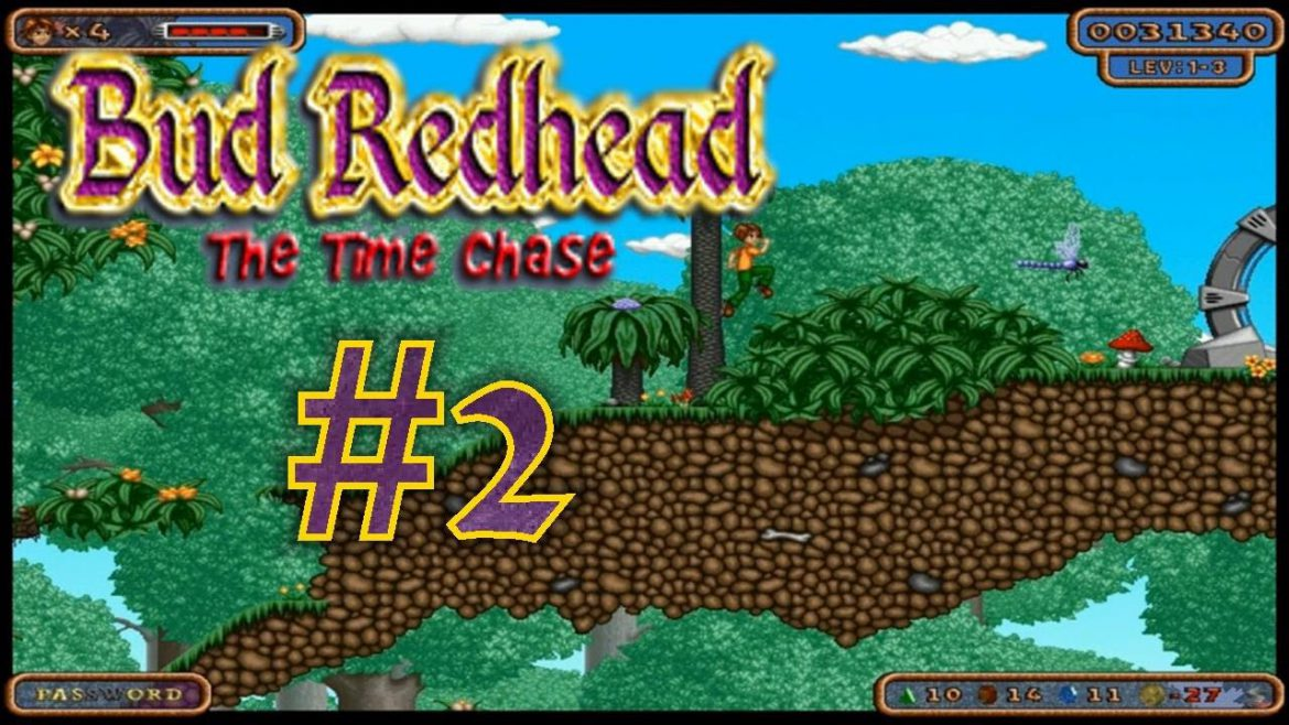 Bud Redhead – The Time Chase
