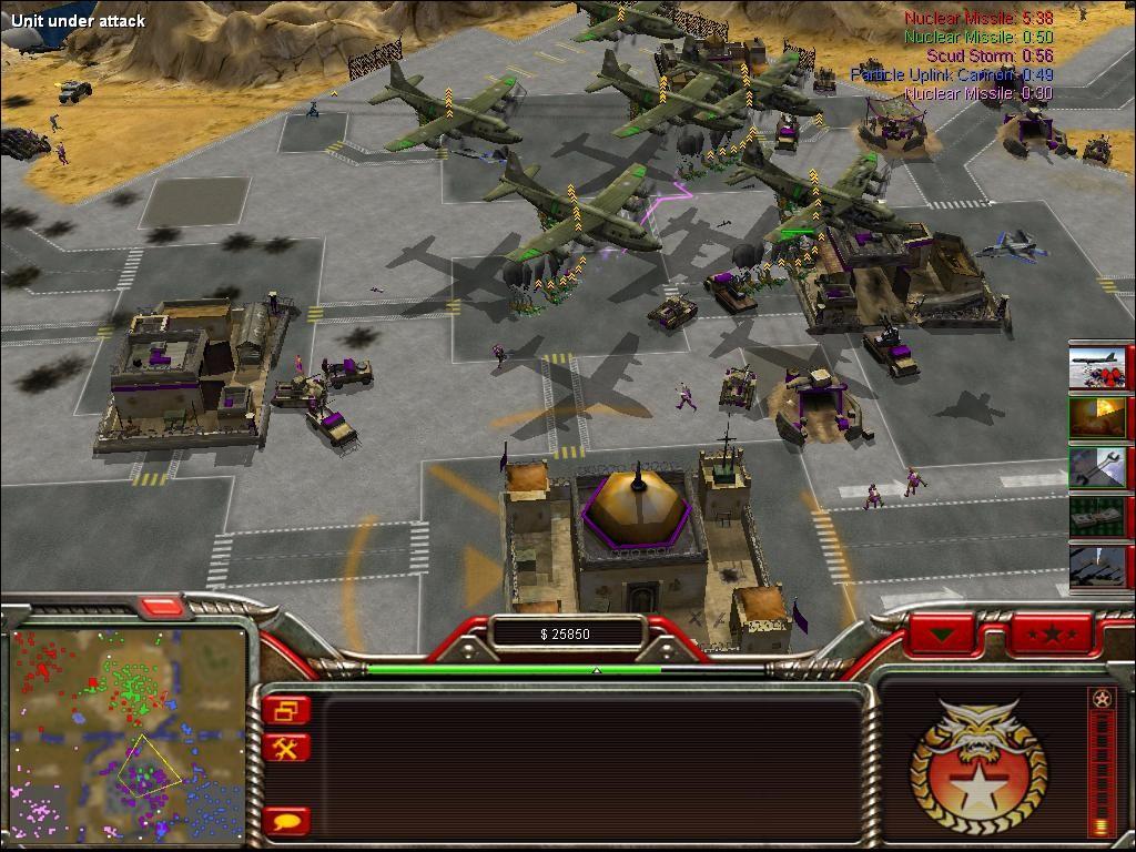 Command & conquer generals 2 gla faction.
