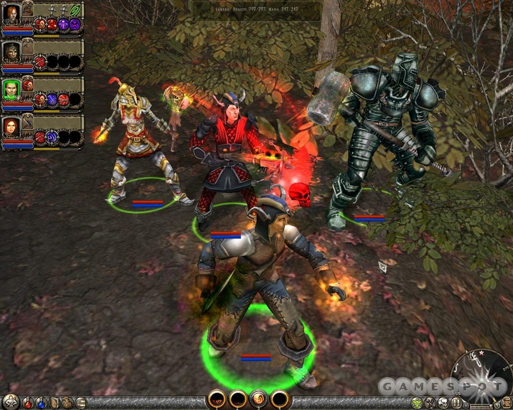 Dungeon Siege 2 Broken World Dogecandy